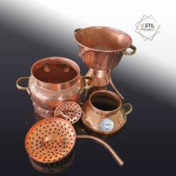 Alquitar Copper Still